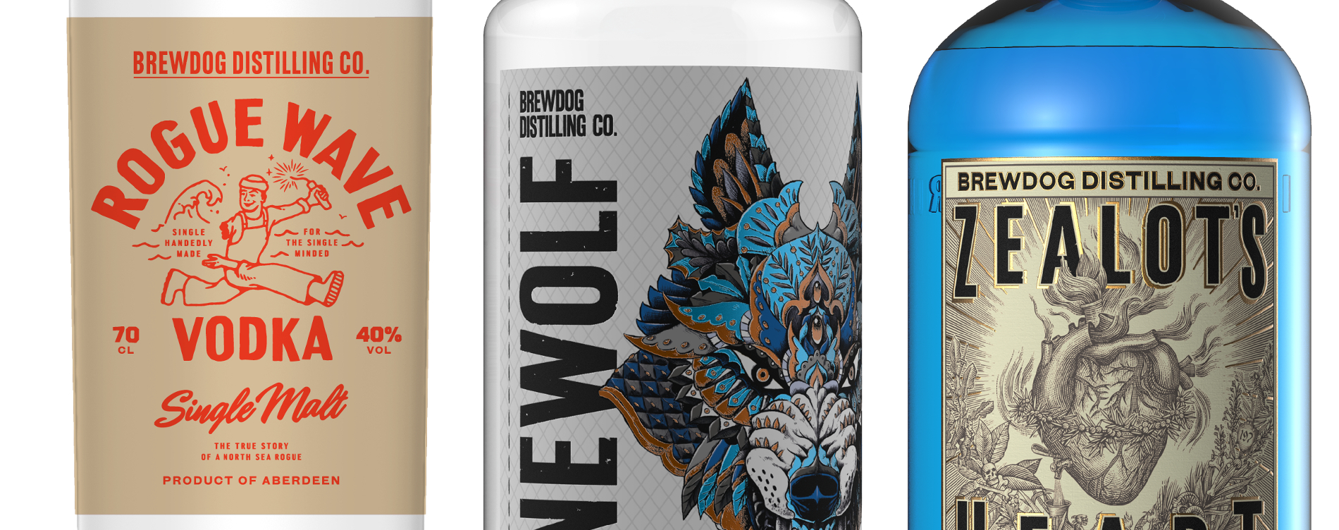 ANNOUNCING THE BREWDOG DISTILLING CO.