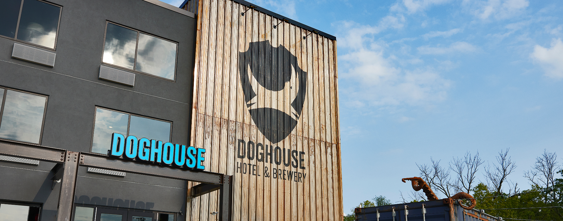 COMING SOON: THE DOGHOUSE LONDON