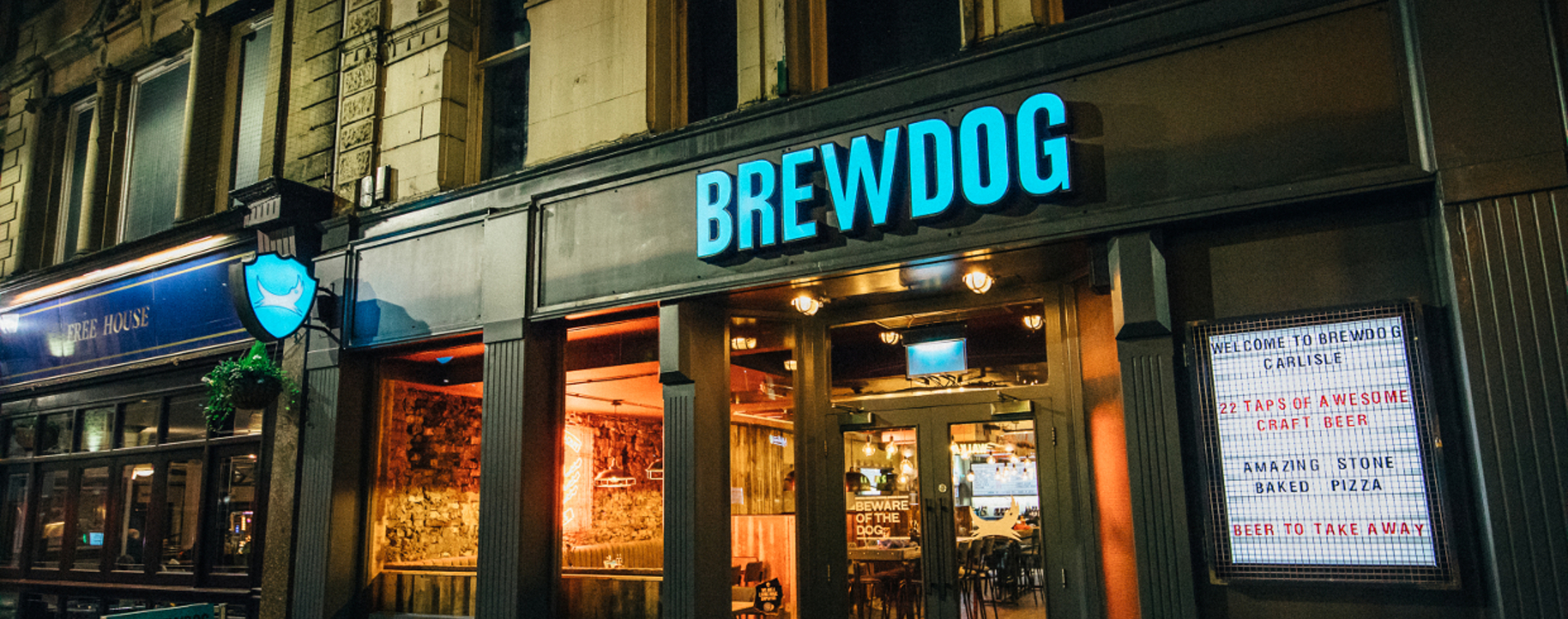 THE GREAT BREWDOG BAR HUNT 2019