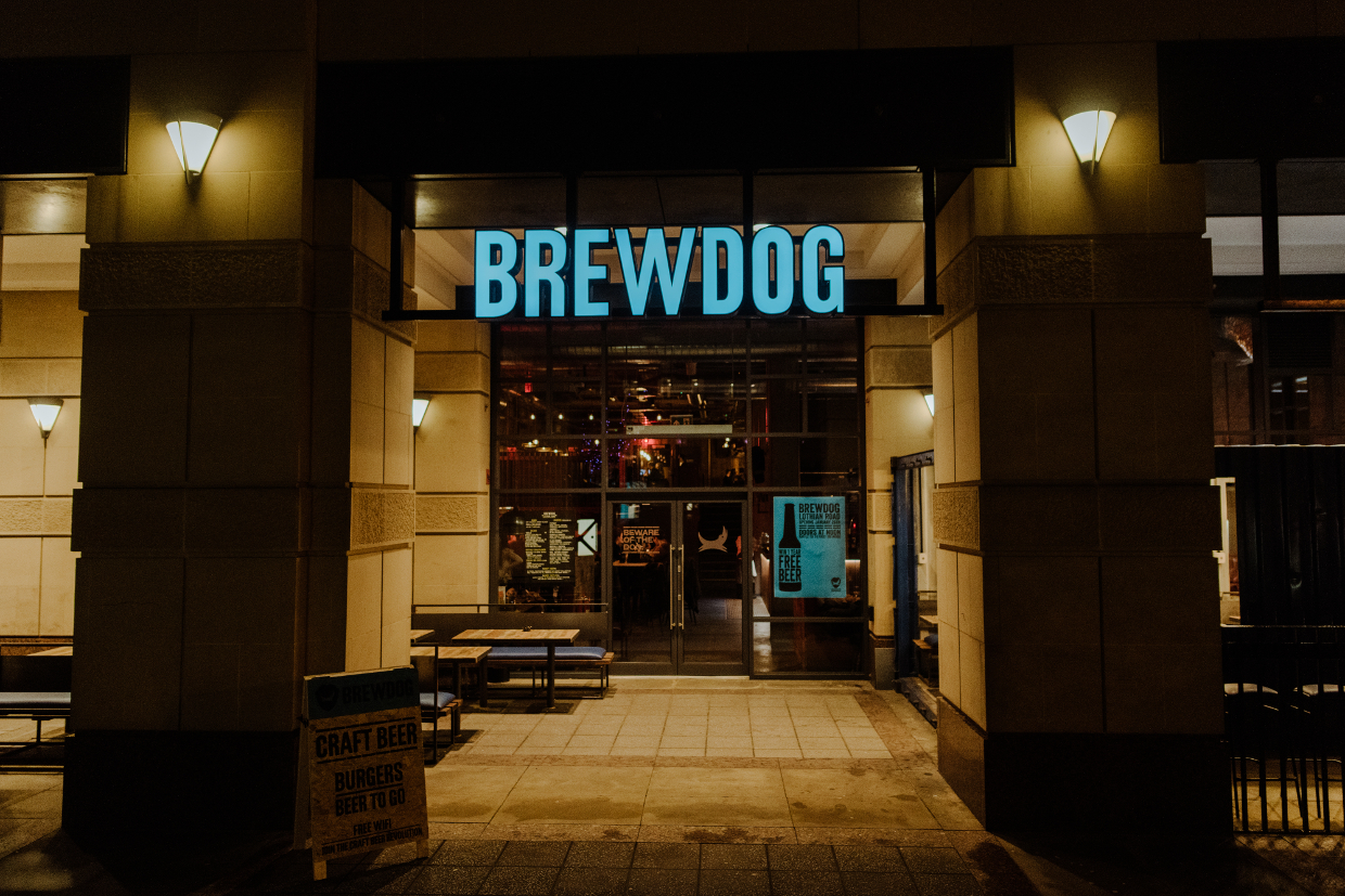 BREWDOG LOTHIAN ROAD IS HERE!