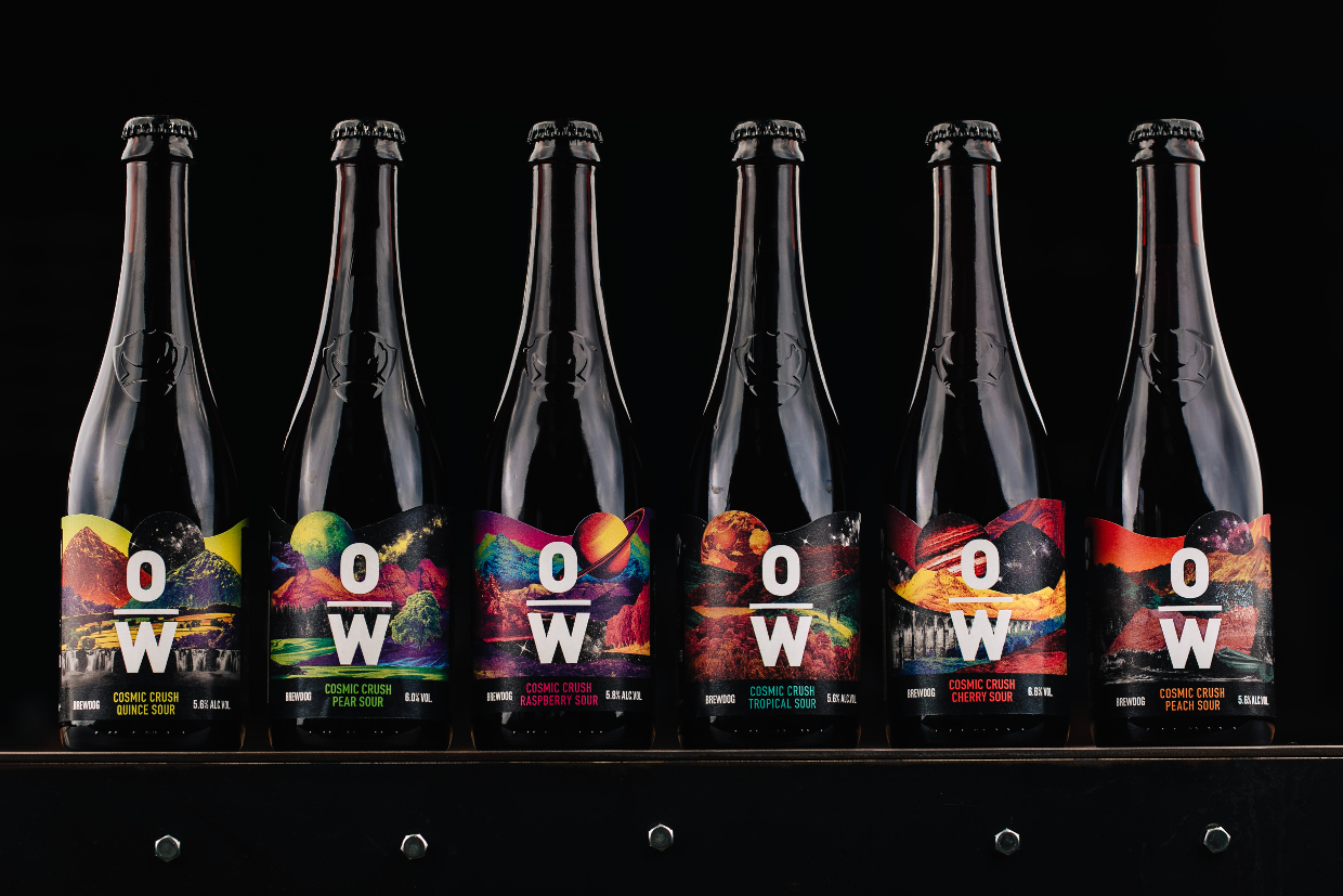 BREWDOG OVERWORKS IS HERE