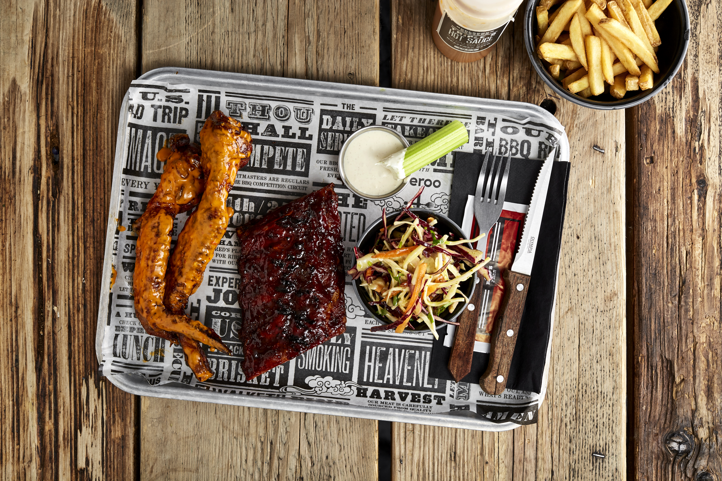 BREWDOG LEICESTER AND RED'S TRUE BARBECUE