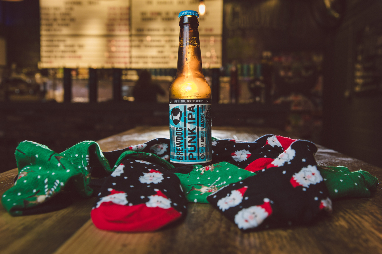 LAST MINUTE GIFTS FROM BREWDOG