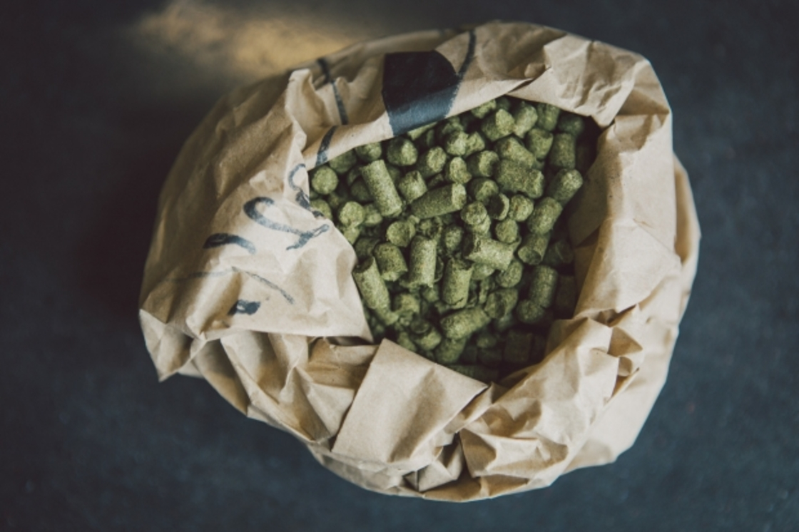 HOP STOP: ENGLISH HOPS