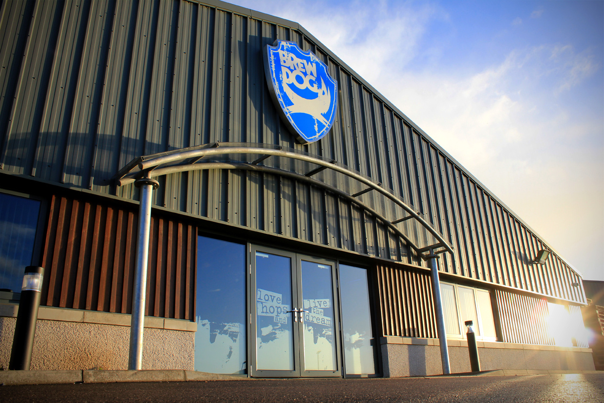 BrewDog HQ - A Work in Progress