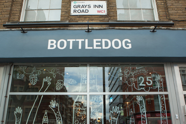 BottleDog is OPEN!