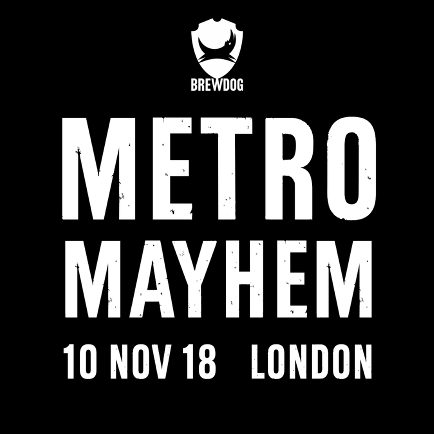METRO MAYHEM: THE BREWERY LINE UP