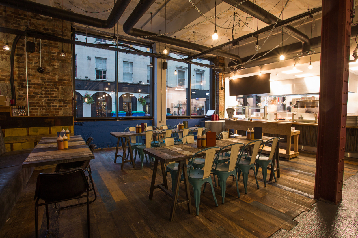 Doghouse Merchant City Is Here Brewdog